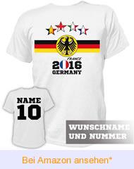 T Shirt EM 2016